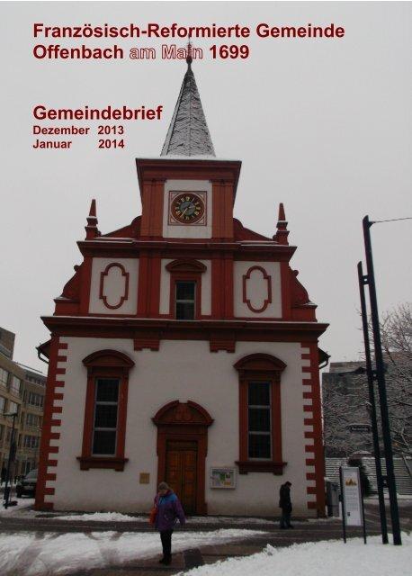 Gemeindebrief Dezember 2013/ Januar 2014 - frgo1699.de