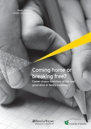 Coming home or breaking free? - Transeo