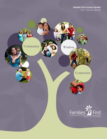 2011 Annual Report - Families First Parenting Programs