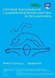 Offene sächsische Landesmeisterschaften im ... - 1. DSG: Home