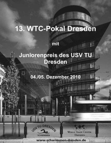 13. WTC-Pokal Dresden - 1. DSG: Home