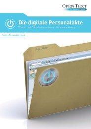 Die digitale Personalakte - Advellence