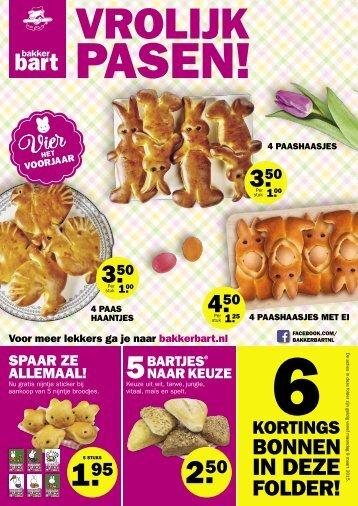 Bakker Bart folder 2 t/m 9 maart 2015