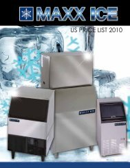 US PRICE LIST 2010 - Greenfield World Trade