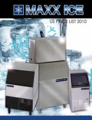 US PRICE LIST 2010 - Greenfield World Trade