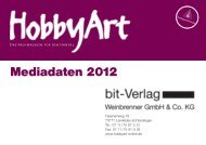 Mediadaten 2012 - im bit-Verlag
