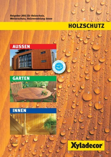 HOLZSCHUTZ - Xyladecor