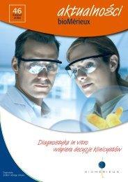 Aktualności bioMérieux nr 46 plik do pobrania (format pdf)