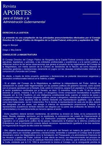 Derecho a la Justicia - Asociación de Administradores ...