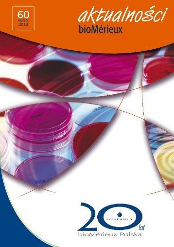 Aktualności Nr 60 plik do pobrania (format pdf) - bioMérieux