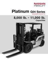 Platinum G04 Series