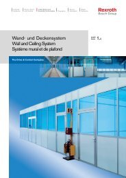 und Deckensystem Wall and Ceiling System Système mural et de ...