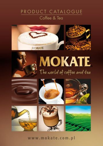Mokate Catalogue 2011 - Polish Food Products Ltd.