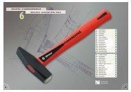 afsnit 06. hamre og værktøjer, industri
