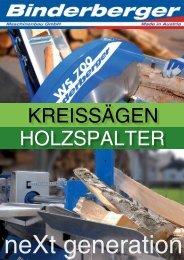 "HOLZSPALTER KREISSÃ""GEN - Binderberger"