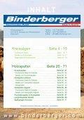 """HOLZSPALTER KREISSÃ""""GEN - Binderberger - Seite 3"""