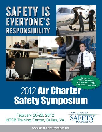 Everyone's Everyone's - Air Charter Safety Foundation