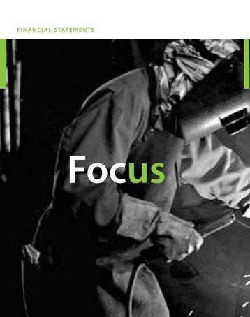Financial Statements - Scomi Energy & Logistics Engineering