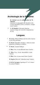 Programme 2010-2011 - EBAF - Page 3