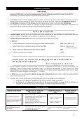 FORMULAIRE D'INSCRIPTION ETUDIANT - EBAF - Page 3