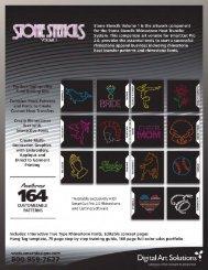 Volume 1 Flyer - Digital Art Solutions