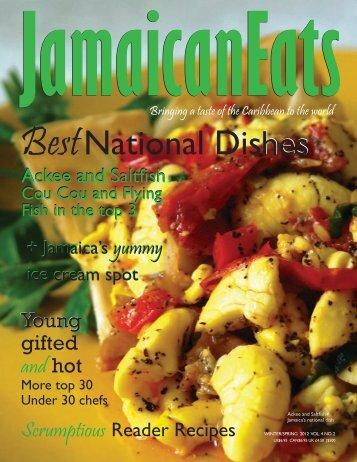 Ja Aica Ea - Jamaican Eats!