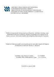 Modelo de capacitación técnica en procesos de gestión, mediante e ...