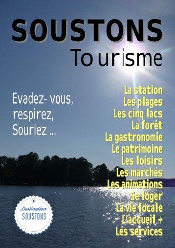 SOUSTONS Tourisme