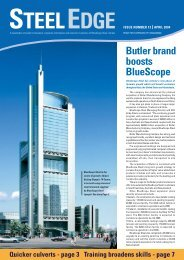 April 2004 - BlueScope Steel