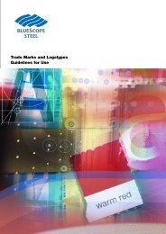 Visual Identity Guidelines - BlueScope Steel