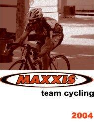 2004 - Maxxis-MSC - CJAM team cycling