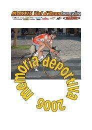 2006 - Maxxis-Val d'Aran - CJAM team cycling