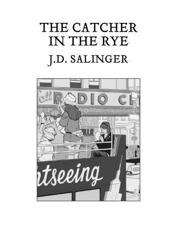 Salinger Catcher In The Rye Pdf