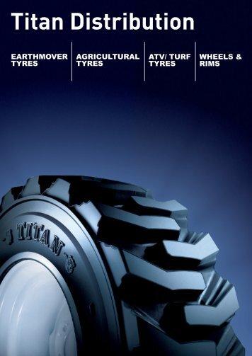 turf tyres wheels - Titan Distribution