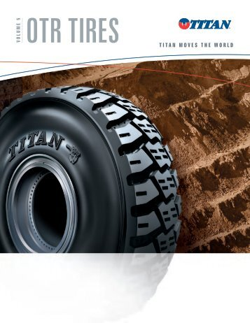 OTR tyres product catalogue - Titan Distribution
