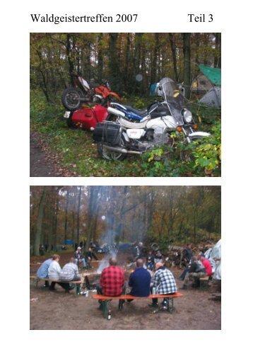 Waldgeistertreffen 2007 Teil 3 - MSC Schüttorf eV