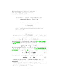 SHARPNESS OF NEGOI'S INEQUALITY FOR THE EULER ...