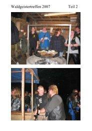 Waldgeistertreffen 2007 Teil 2