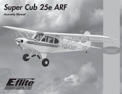 E-flite Extension 18 Universal Light Kit EFLA618 2