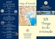 101 things to do in Kinsale - Hamlets of Kinsale