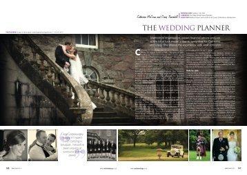 THE WEDDING PLANNER - Real Life Weddings