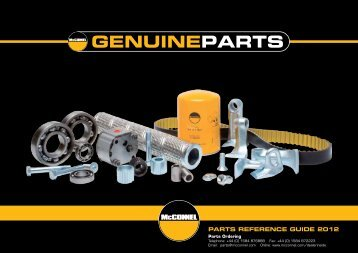 Parts Ordering