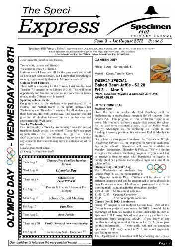 TTerm 1 — 130h March 2005 Issue Term 3 - 1st August 2012 Issue 3