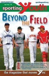 BEYOND - Sporting Youth Magazine