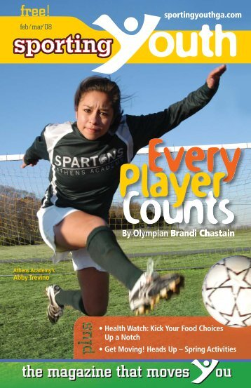 Sporting Youth - Feb/Mar 2008 - Sporting Youth Magazine