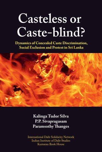 Casteless or Caste-blind? - International Dalit Solidarity Network