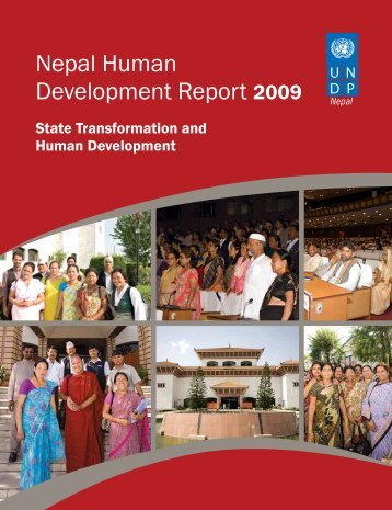 Nepal Human Development Report 2009