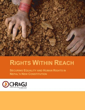 RIGHTS WITHIN REACH - International Dalit Solidarity Network