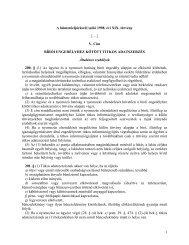 A büntetőeljárási törvény 206.§ (3) bekezdés b) pontja - TASZ