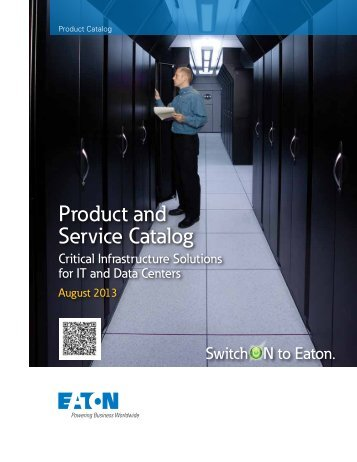 Product and Service Catalog - Zift Solutions